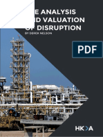 HKA NelsonD the Analysis and Valuation of Disruption