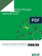 SINGAPORE Salary Hanbook