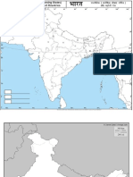 India Boundaries Map