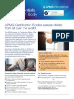 Bro Cyber Essentials Certification Bodies