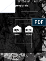 Diesel Display Proposals