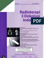 Jurnal Radioterapi-Radioterapi Kanker Endometrium