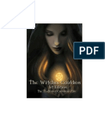 The Witches Cauldron Zine First Edition i