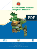 Bangladesh Environmental Statistics_ 2016-2030