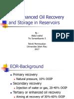 Tugas Pengenalan EOR (Injcetion CO2)