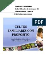8 Haciendo Facil El Culto Familiar - Participante
