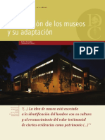 La evolución de los museos y su adaptación
