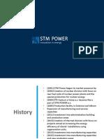 STM_POWER_EN Profile Hydro+Thermal