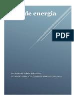 Flujo de Energia