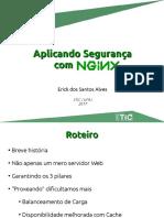Aplicando Segurança NGINX