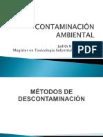 Remediación de Los Suelos Contaminados