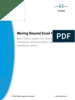 Beyond Excel for BI Arcplan 2012-02[1]