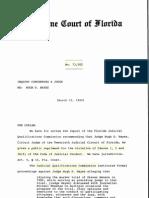 Hugh D Hayes Public Reprimand SUPREME COURT OP-73502