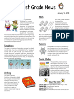 first grade news 18