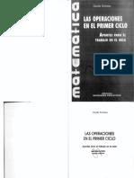 BROITMAN, C.  Las operaciones  en el primer ciclo.pdf