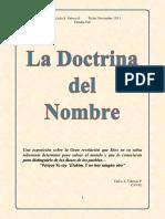Doctrina Del Nombre