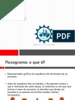 Organograma e Fluxograma - Detalhamento