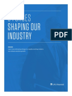 WP 5 Forces Shaping Our Industry