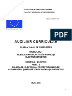 Incercari Profilactice in Instalatii Electroenergetice