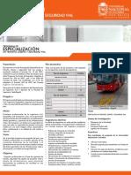 Especializacion en Transito Diseo y Seguridad Vial
