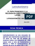 RELIGIÓN. CHILE - AMÉRICA LATINA  2017 (002)