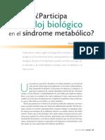 Sindrome Met y Reloj Biol