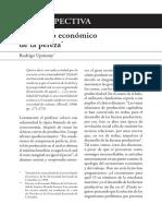 El Modelo Económico de La Pereza