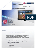 50PG20 Spring09 Manual de Entrenamiento