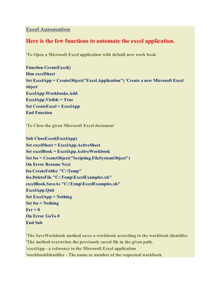 Workbooks microsoft excel workbooks : Excel Automation   Worksheet   Microsoft Excel