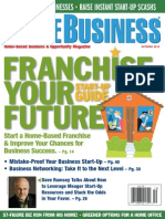 Home Business Magazine October 2010 Issue