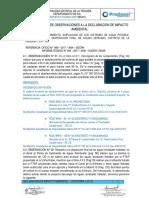 1.0 Levantamiento de Observaciones - Ana.