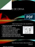 Analisis de Orina Uro