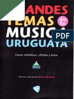 Grandes Temas de La Música Uruguaya
