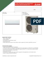 Pka-A36ka7 Puy-A36nka7-Bs Product Data Sheet-En