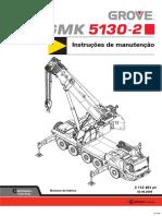 Manual de Manutenção - GMK 5130