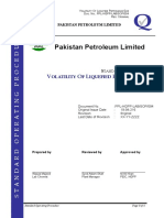 Sop-004-Volatility of Liquified Petroleum Gas