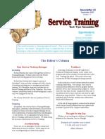 ET Training