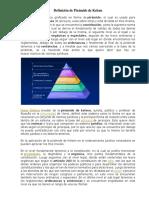 Definición Piramide de Kelsen