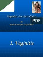 Vaginitis Bartolinitis