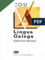 SEITURA 1986 Lingua Galega Cou