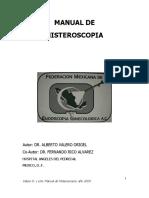 Histeroscopia Manual