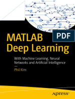 (2017) Phil Kim. Matlab Deep Learning ML ANN AI