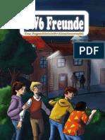 1W6 Freunde Grundregelwerk 1 Auflage