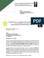 Carta de Trabajo Modelo Banreservas Pld 29-12-2017