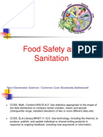 C11-4 Food Safety and Sanitation