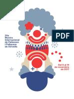 Programa Mostra Pallassos i Pallasses 2017