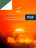 Plan-evacuacion Animales en Catastrofes PACMA