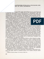 Ensayo sobre la situación actual de la educación comparada.pdf