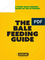 Bale Feeding System Comparison Guide