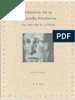 Duque Felix - Historia de La Filosofia Moderna